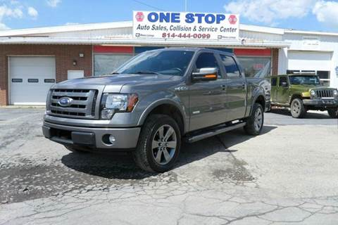 2011 Ford F-150 for sale in Somerset, PA