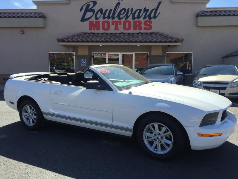 Used Cars in St. George 2005 Ford Mustang