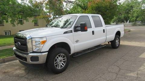 2016 Ford F-250 Super Duty for sale at Boulevard Motors in St George UT