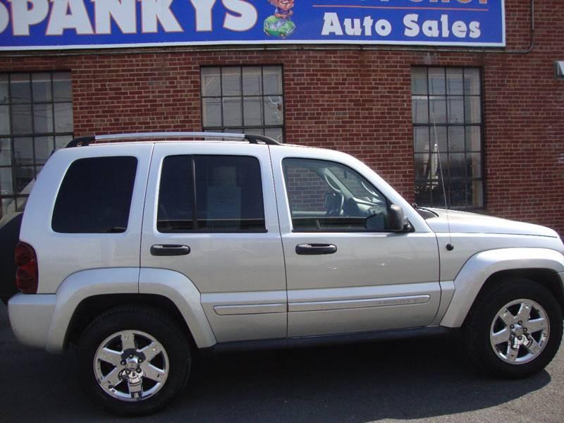 2007 Jeep Liberty Limited 4dr SUV 4WD   Mechanicsburg PA