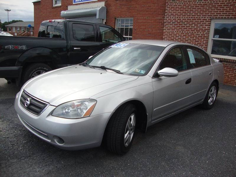 2003 Nissan Altima 2.5 S 4dr Sedan   Mechanicsburg PA