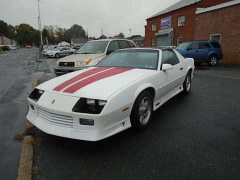 1992 Chevrolet Camaro for sale in Mechanicsburg, PA