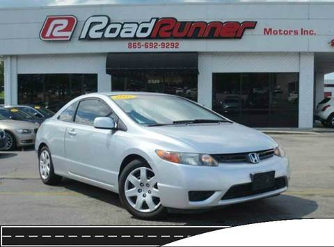 Used 2007 honda civic for sale in tennessee for City motors knoxville tn