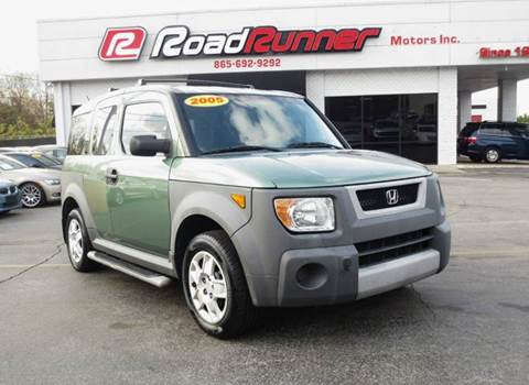 Honda Element For Sale In Knoxville Tn