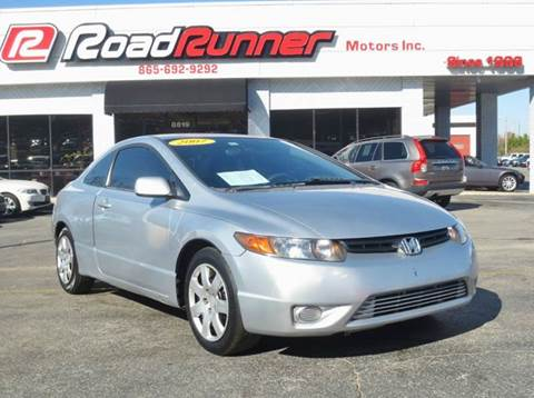 2007 Honda Civic For Sale In Tennessee
