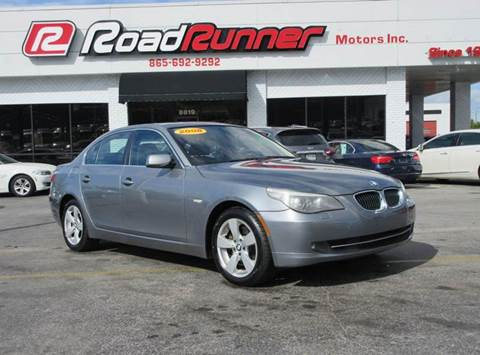 2008 bmw 5 series for sale in tennessee for City motors knoxville tn