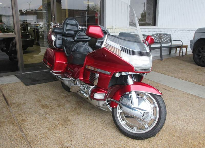 1993 honda goldwing in knoxville tn roadrunner motors for Honda knoxville tn
