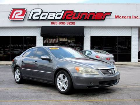 2006 Acura RL for sale in Knoxville, TN