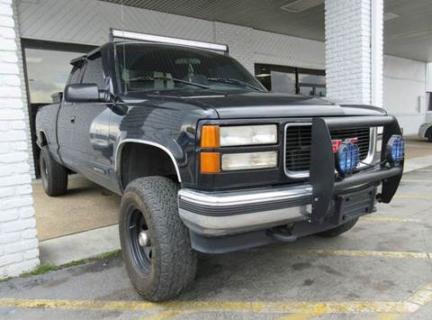 1996 GMC Sierra 1500 for sale in Knoxville, TN