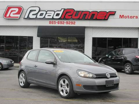 2010 Volkswagen Golf for sale in Knoxville, TN