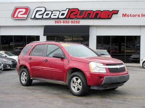 2005 chevrolet equinox for sale in tennessee for City motors knoxville tn