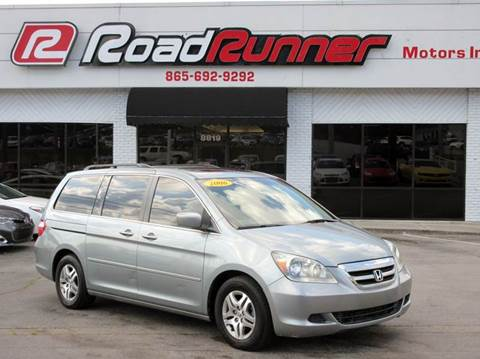 Used 2006 Honda Odyssey For Sale In Tennessee