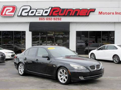 2008 Bmw 5 Series For Sale In Tennessee