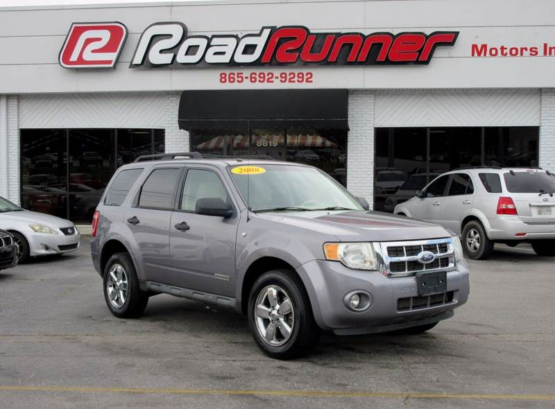 2008 Ford Escape Xlt Awd 4dr Suv V6 In Knoxville Tn
