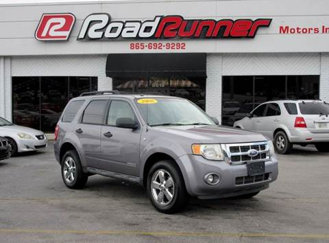 Ford Escape For Sale In Knoxville Tn