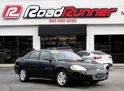 2012 Chevrolet Impala for sale in Knoxville, TN