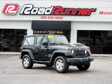 Jeep Wrangler For Sale In Knoxville Tn