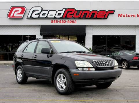 2002 Lexus RX 300 for sale in Knoxville, TN