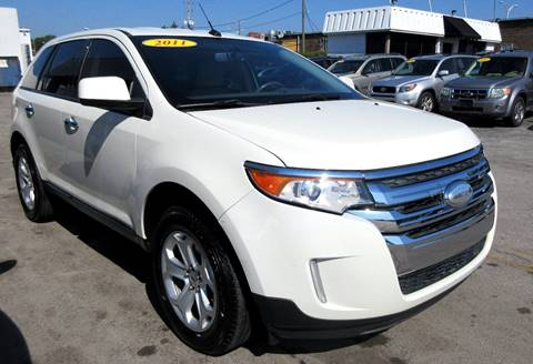 2011 Ford Edge for sale in Knoxville, TN