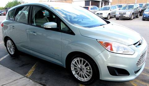 2014 Ford C-MAX Hybrid for sale in Knoxville, TN