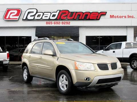 Pontiac Torrent For Sale In Knoxville Tn