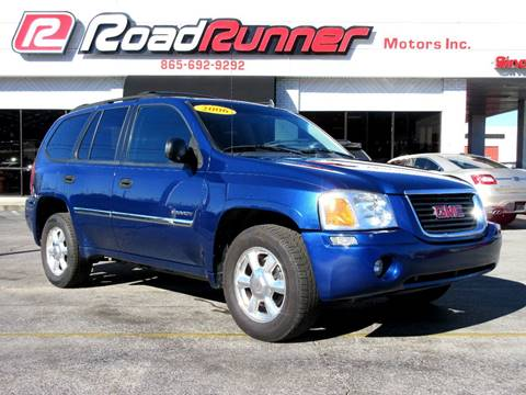 Gmc Envoy For Sale In Knoxville Tn