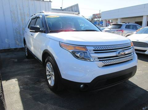 2014 Ford Explorer For Sale In Knoxville Tn
