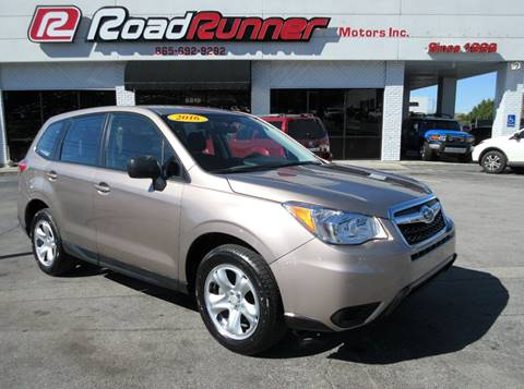Subaru forester for sale in knoxville tn for City motors knoxville tn