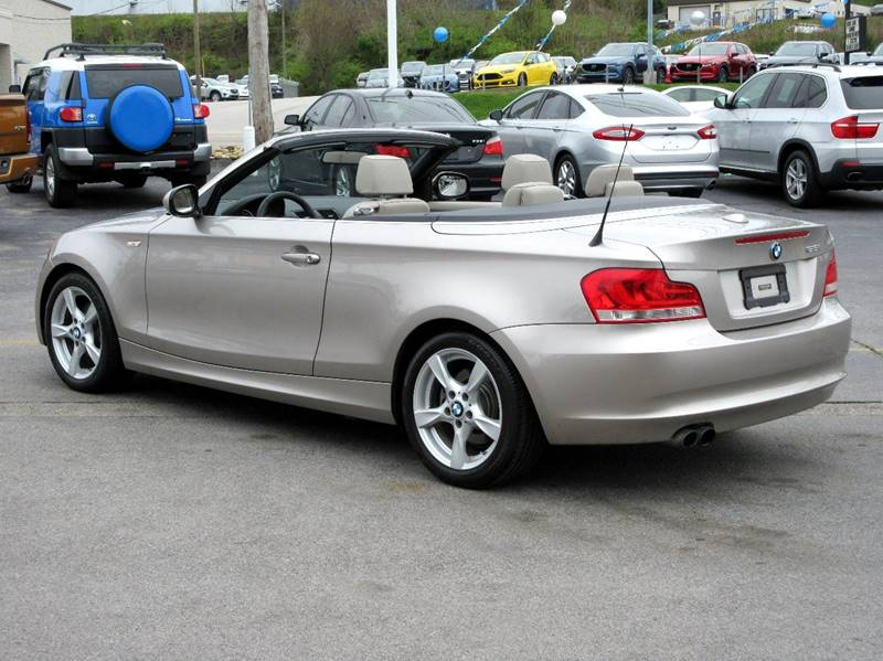 2012 Bmw 1 Series 128i 2dr Convertible In Knoxville TN - Roadrunner ...