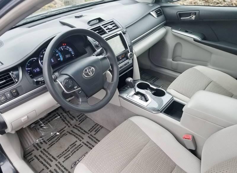 2012 Toyota Camry Hybrid LE 4dr Sedan In Louisville TN