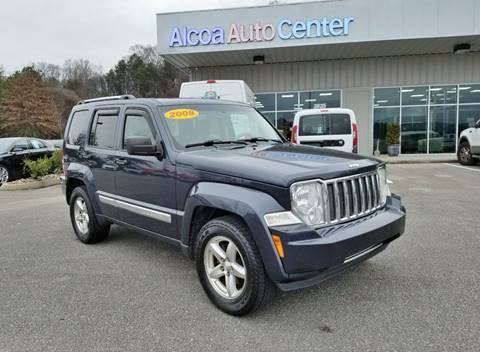 2008 Jeep Liberty for sale in Louisville, TN