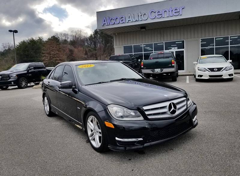7165bdc846 2012 Mercedes-Benz C-Class C 250 Sport Used Cars in Louisville