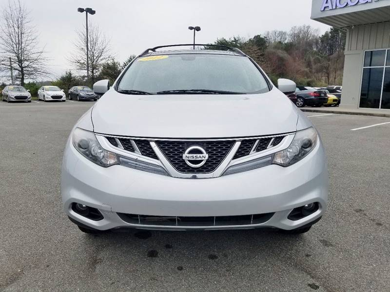 2012 Nissan Murano AWD SL 4dr SUV In Louisville TN - Alcoa Auto Center