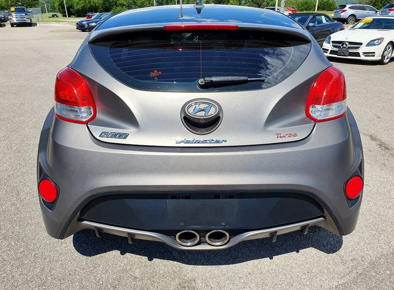 2015 Hyundai Veloster Turbo 3dr Coupe In Louisville TN