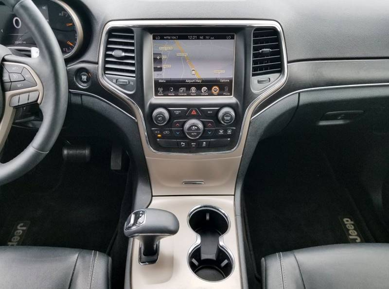 2014 Jeep Grand Cherokee 4x4 Limited 4dr SUV In Louisville