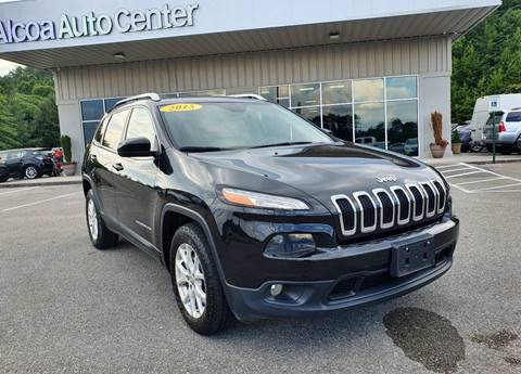 2015 Jeep Cherokee for sale in Louisville, TN