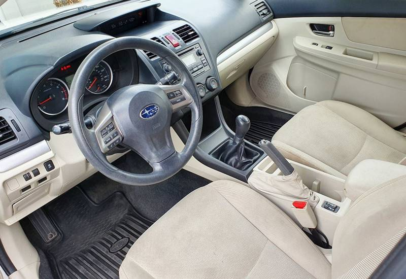 2014 Subaru Xv Crosstrek 2.0I Limited >> 2014 Subaru Xv Crosstrek Awd 2 0i Premium 4dr Crossover 5m