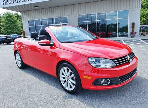 2015 Volkswagen Eos for sale in Louisville, TN
