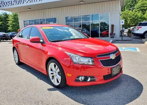 2014 Chevrolet Cruze for sale in Louisville, TN