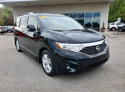 2012 Nissan Quest for sale in Louisville, TN