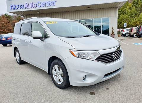 2015 Nissan Quest for sale in Louisville, TN
