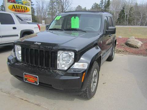 2008 jeep liberty for sale in minnesota. Black Bedroom Furniture Sets. Home Design Ideas