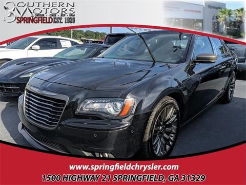 2013 Chrysler 300 for sale in Springfield, GA