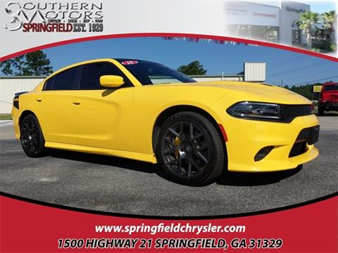 2018 Dodge Charger for sale in Springfield, GA