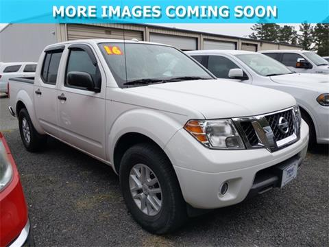 2016 Nissan Frontier for sale in Springfield, GA