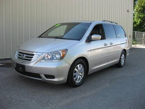 2008 Honda Odyssey for sale in Lowell, MA