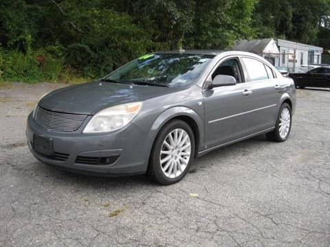 2008 Saturn Aura for sale in Lowell, MA