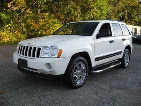 2005 Jeep Grand Cherokee for sale in Lowell, MA
