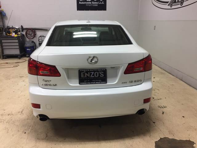 2008 Lexus IS 250 AWD 4dr Sedan - York PA