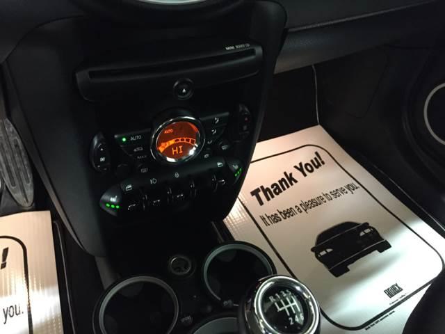 2012 MINI Cooper Hardtop S 2dr Hatchback - York PA